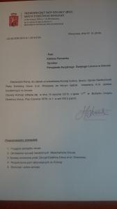 Posiedzenie Komisji Kultury Sportu i Spraw Społecznych w Dzielnicy Ursus m.st. Warszawy